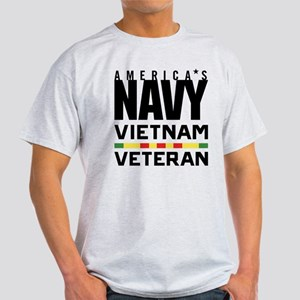 America's Navy Vietnam Veteran Light T-Shirt